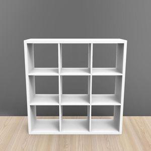meuble 9 cases achat vente meuble 9 cases pas cher. Black Bedroom Furniture Sets. Home Design Ideas