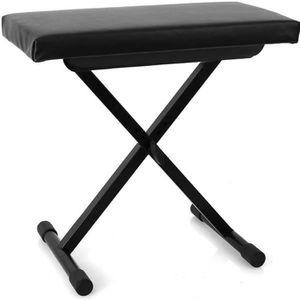 tabouret pour piano pas cher achat vente cdiscount. Black Bedroom Furniture Sets. Home Design Ideas