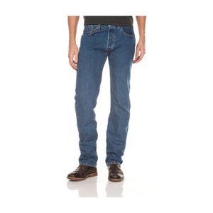 Vêtements et matériels visibles de L'Homme Gris Levis-jean-homme-501-bleu-stone-classic