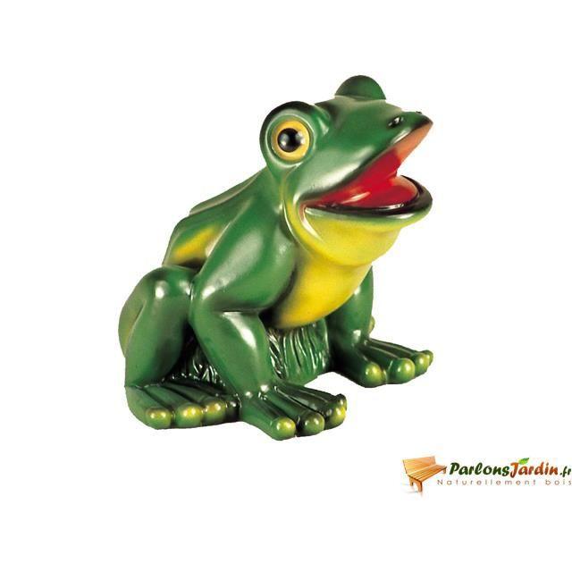 Figurine de jardin grenouille achat vente statue Figurine pour jardin
