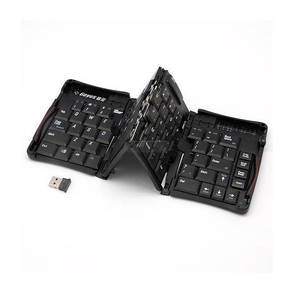 informatique clavier souris webcam bluetooth pliable pour pc ordinateur po f  auc