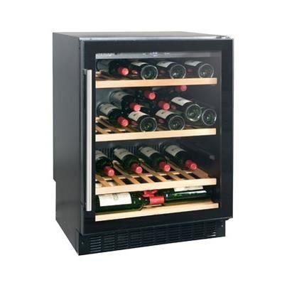 cave a vin encastrable avintage av50c noir achat vente cave vin cdiscount. Black Bedroom Furniture Sets. Home Design Ideas