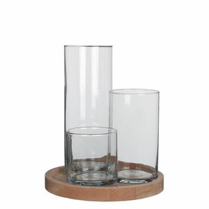 Photophore centre de table achat vente photophore - Centre de table vase cylindrique ...