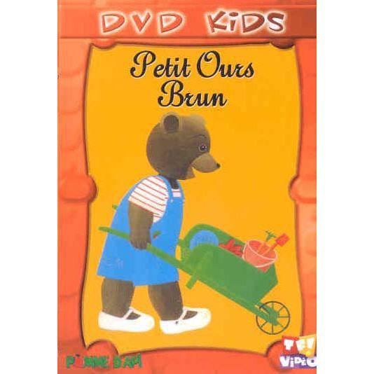 Dvd petit ours brun en dvd dessin anim pas cher bour daniel cdiscount - Petit ours dessin anime ...