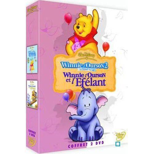 Dvd winnie l 39 ourson et l efelant winnie l 39 ourso en dvd - Pochoir winnie l ourson ...