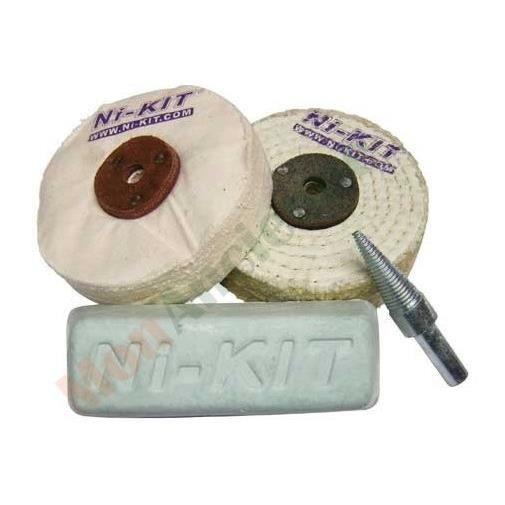 kit de polissage pour inox 100mm ni kit achat vente grattoir racloir cdiscount. Black Bedroom Furniture Sets. Home Design Ideas