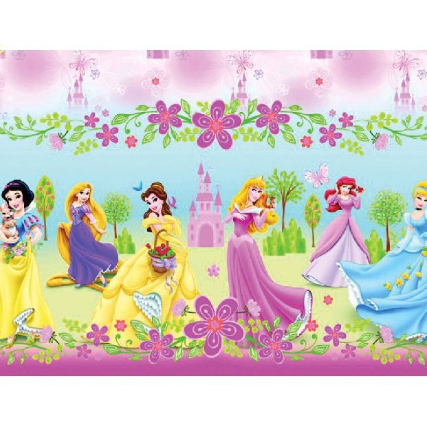 Nappe en plastique princesses disney achat vente nappe - Nappe cuisine plastique ...