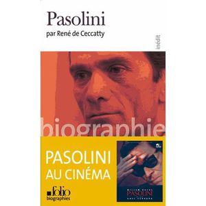 CRITIQUE LITTÉRAIRE Pier Paolo Pasolini