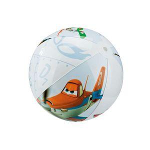 JEUX DE PISCINE Ballon PLANES 61 cm INTEX