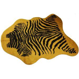 Tapis peau zebre achat vente tapis peau zebre pas cher - Tapis peau de bete pas cher ...