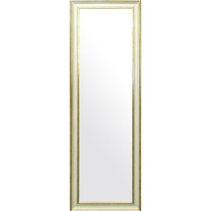 Miroir moulure achat vente miroir moulure pas cher for Miroir dore pas cher