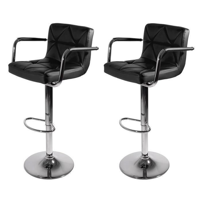 chaise haute bar avec accoudoir - achat / vente chaise haute bar ... - Chaise Haute De Bar Pas Cher