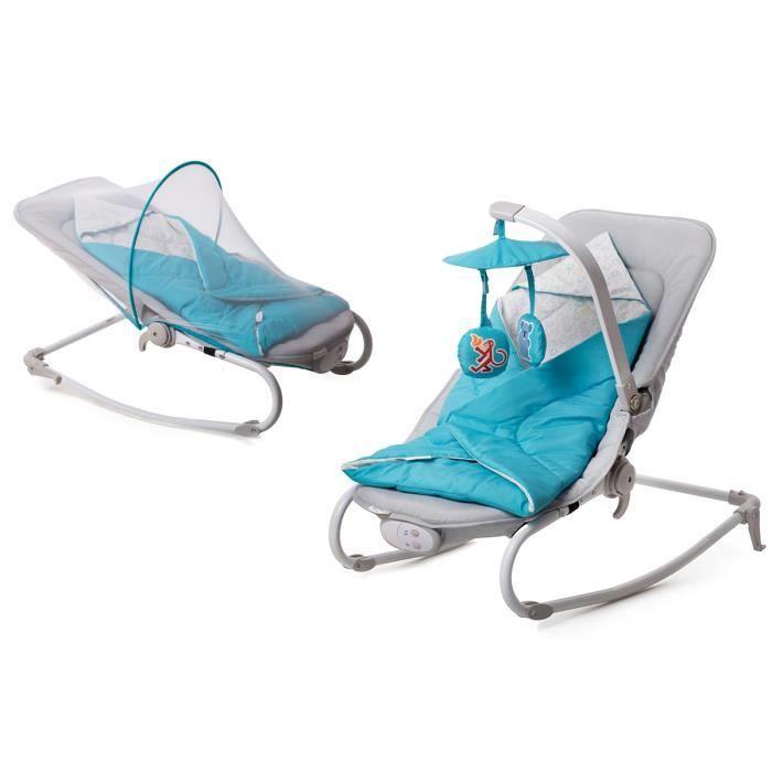 transat balancelle si ge enfant b b 0 18kg felio 3en1. Black Bedroom Furniture Sets. Home Design Ideas