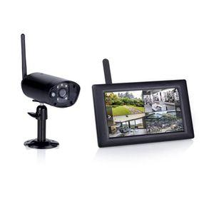 autocollant videosurveillance achat vente autocollant. Black Bedroom Furniture Sets. Home Design Ideas
