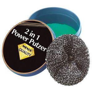 LIQUIDE VAISSELLE Diamond-Clean Pâte nettoyante 2en1 + éponge à récu