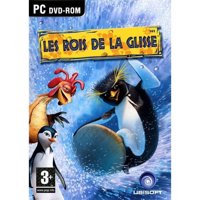 LES ROIS DE LA GLISSE / JEU PC DVD-ROM