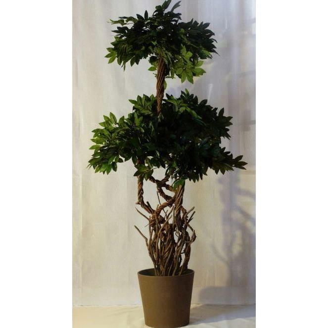 Arbres a litchis artificiel 1 70m achat vente fleur for Arbres artificiels haut de gamme