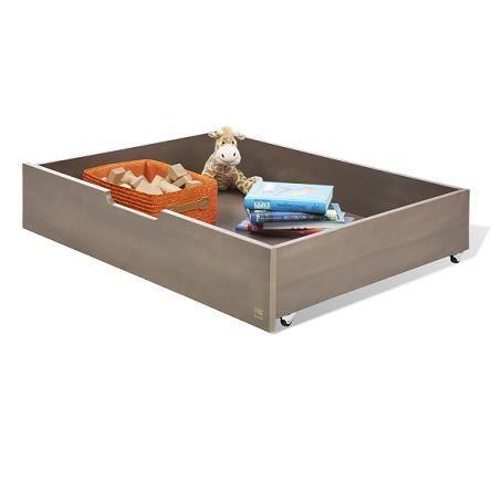 tiroir pour lit d 39 enfant jelka chocolat achat vente. Black Bedroom Furniture Sets. Home Design Ideas