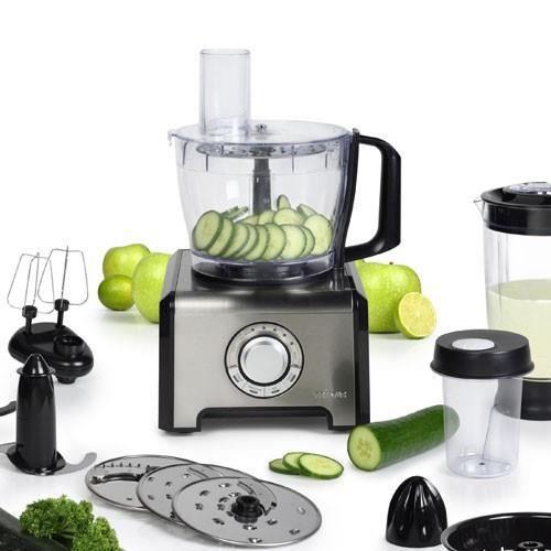 Robot haut de gamme tristar multifonction 800 w achat - Meilleur robot de cuisine ...