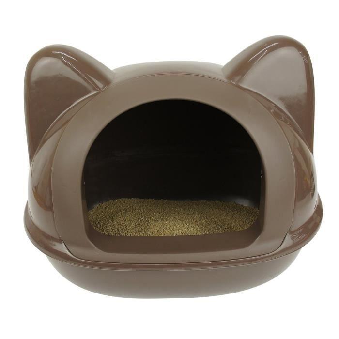 maison de toilette tete de chat achat vente maison de toilette maison de toilette tete de. Black Bedroom Furniture Sets. Home Design Ideas
