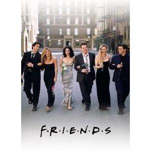 AFFICHE Poster de la série TV Friends (Maxi 61 x 91.5cm)