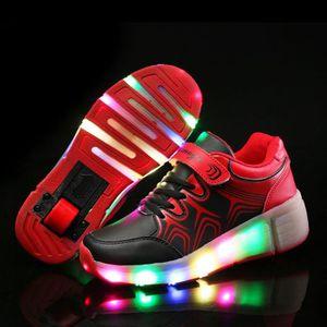 chaussure enfant lumineuse avec roue achat vente pas cher cdiscount. Black Bedroom Furniture Sets. Home Design Ideas