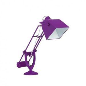 lampe de bureau violet achat vente lampe de bureau violet pas cher cdiscount. Black Bedroom Furniture Sets. Home Design Ideas