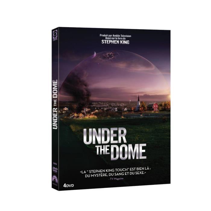DVD SÉRIE DVD Coffret under the dome, saison 1