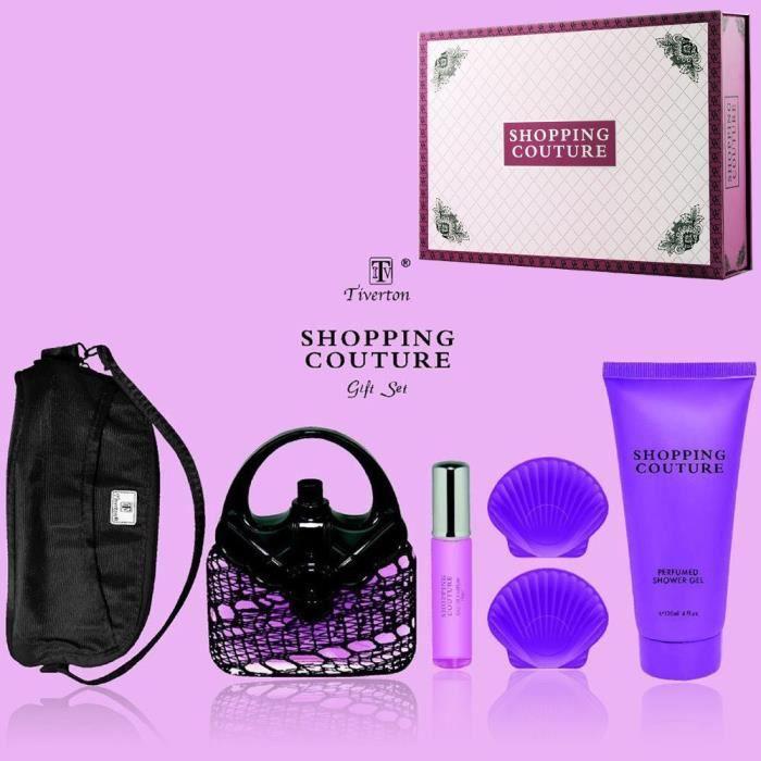 Coffret eau de parfum tiverton shopping couture achat for Coffret de couture