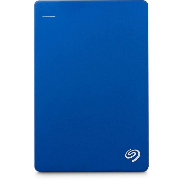 seagate backup plus bleu disque dur externe 1to 2 prix pas cher cdiscount. Black Bedroom Furniture Sets. Home Design Ideas