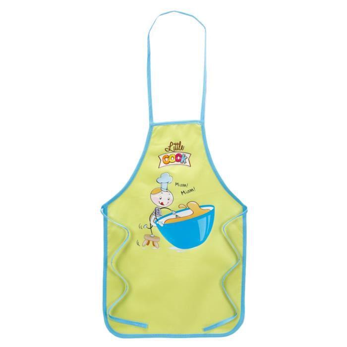 Tablier de cuisine pour enfants achat vente tablier de - Tablier cuisine pour enfant ...