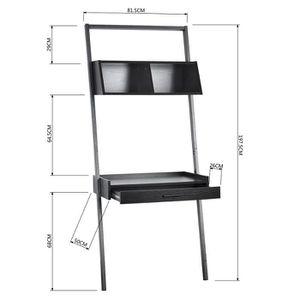 Meuble etagere informatique achat vente meuble etagere for Meuble mural ordinateur