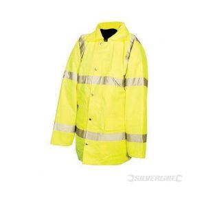 Veste haute visibilité classe 3 - L 100-108cm (…