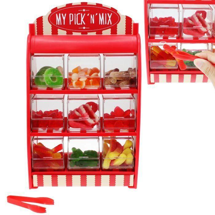 my pick 39 n 39 mix le distributeur de bonbons achat vente distributeur vrac my pick 39 n 39 mix le. Black Bedroom Furniture Sets. Home Design Ideas