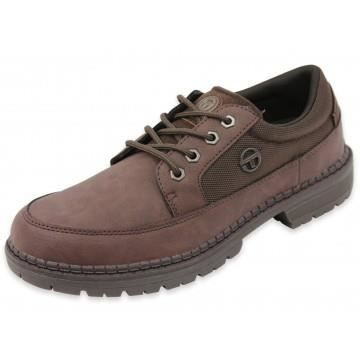 chaponnay cd chaussures homme sergio tacchini marron. Black Bedroom Furniture Sets. Home Design Ideas