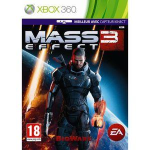 JEUX XBOX 360 Mass Effect 3 Jeu XBOX 360