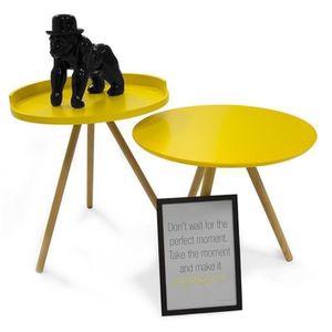 table d appoint scandinave achat vente table d appoint scandinave pas cher les soldes sur. Black Bedroom Furniture Sets. Home Design Ideas