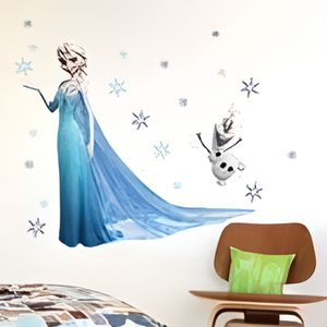 stickers reines des neiges achat vente stickers reines des neiges pas cher les soldes sur. Black Bedroom Furniture Sets. Home Design Ideas