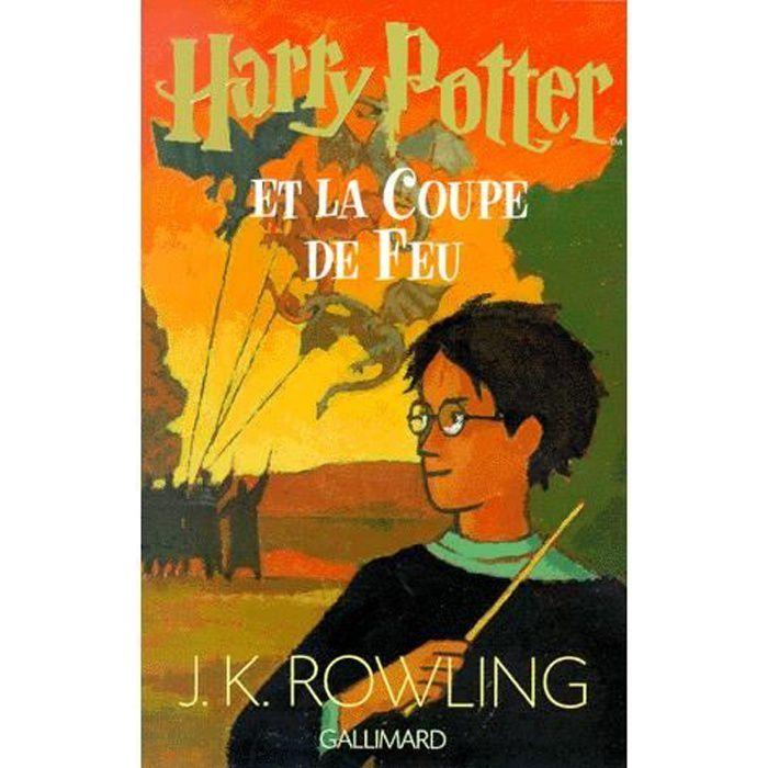 Harry potter et la coupe de feu achat vente livre j k rowling gallimard jeunesse parution 27 - Acteur harry potter et la coupe de feu ...