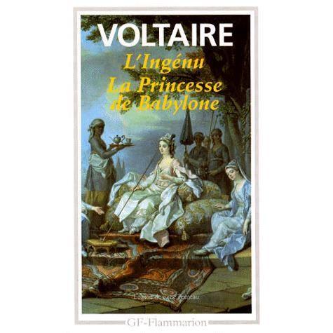 Livre: Bibliolycée - L'Ingénu, Voltaire, Voltaire ...