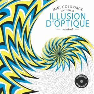Illusion d 39 optique achat vente livre marabout marabout - Livre illusion optique ...
