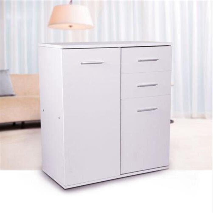 Meuble de rangement en bois pour salle de bain achat for Salle de bain meuble rangement