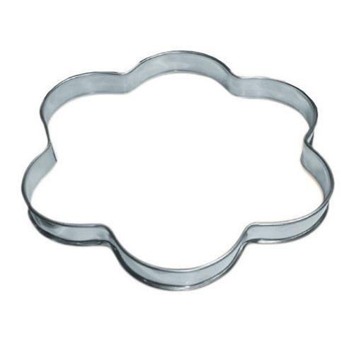 cercle inox tarte marguerite nombre de parts 6 diametre 24cm hauteur inox cuisine. Black Bedroom Furniture Sets. Home Design Ideas