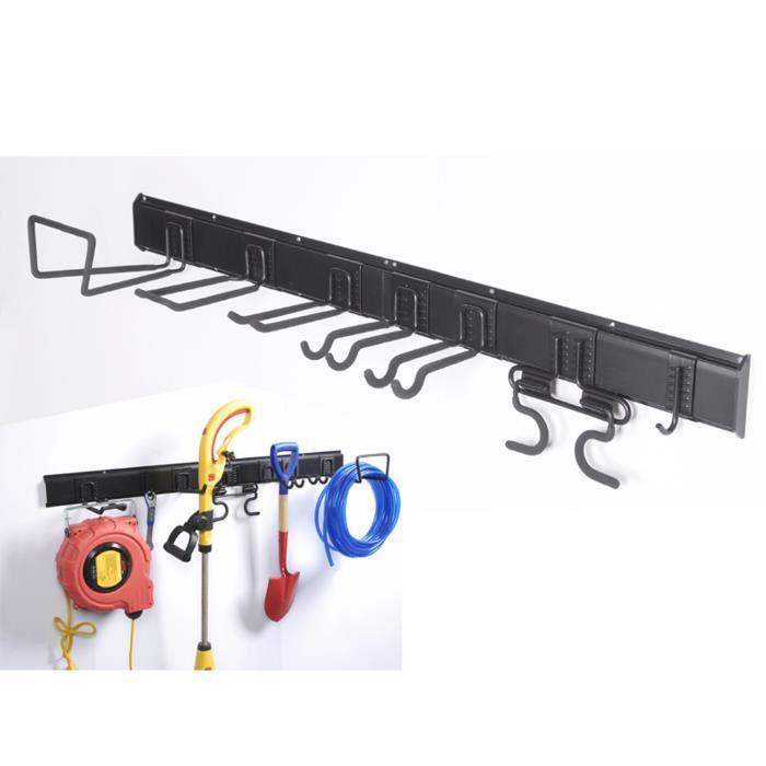 barre de rangement pour outils tuyau pour garage achat vente gabarit guide de coupe. Black Bedroom Furniture Sets. Home Design Ideas