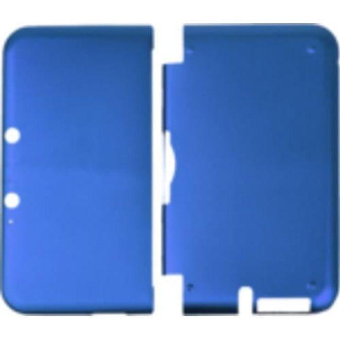 Coque de protection aluminium 3ds xl bleu achat for Coque 3ds xl pokemon