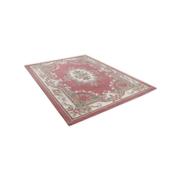 theko tapis rond ming rose 120 cm rond achat vente tapis cdiscount. Black Bedroom Furniture Sets. Home Design Ideas