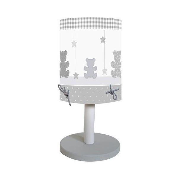 Lampe enfant douceur de gris achat vente lampe enfant for Lampe de chevet tactile enfant