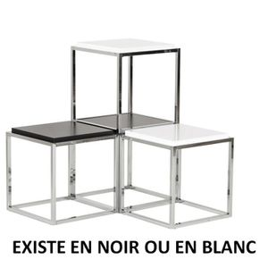 cubes de rangement empilables achat vente cubes de rangement empilables pas cher cdiscount. Black Bedroom Furniture Sets. Home Design Ideas
