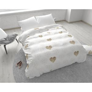 housse de couette avec des coeur achat vente housse de couette avec des coeur pas cher. Black Bedroom Furniture Sets. Home Design Ideas