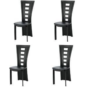 le lit de vos r ves chaises de salle a manger chez conforama. Black Bedroom Furniture Sets. Home Design Ideas